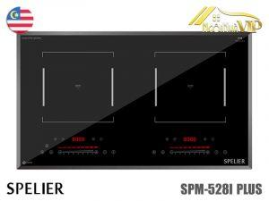 Bếp từ đôi Spelier SPM-528I Plus