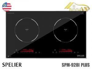 Bếp từ đôi Spelier SPM-928I Plus