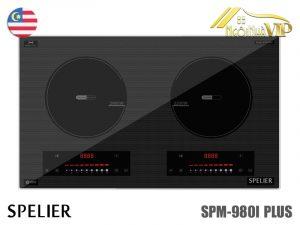 Bếp từ đôi Spelier SPM-980I Plus