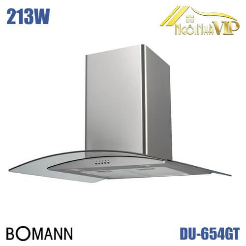 Hút mùi Bomann DU 654GT 213 W