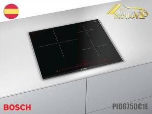 Bếp từ ba Bosch PID675DC1E công suất 7400W