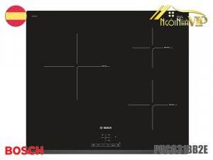 Bếp từ ba Bosch-PUC631BB2E công suất 7400W