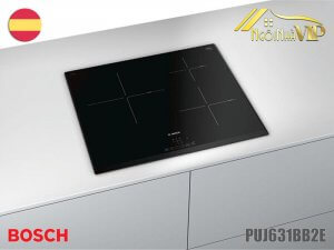 Bếp từ ba Bosch-PUJ631BB2E công suất 7400W