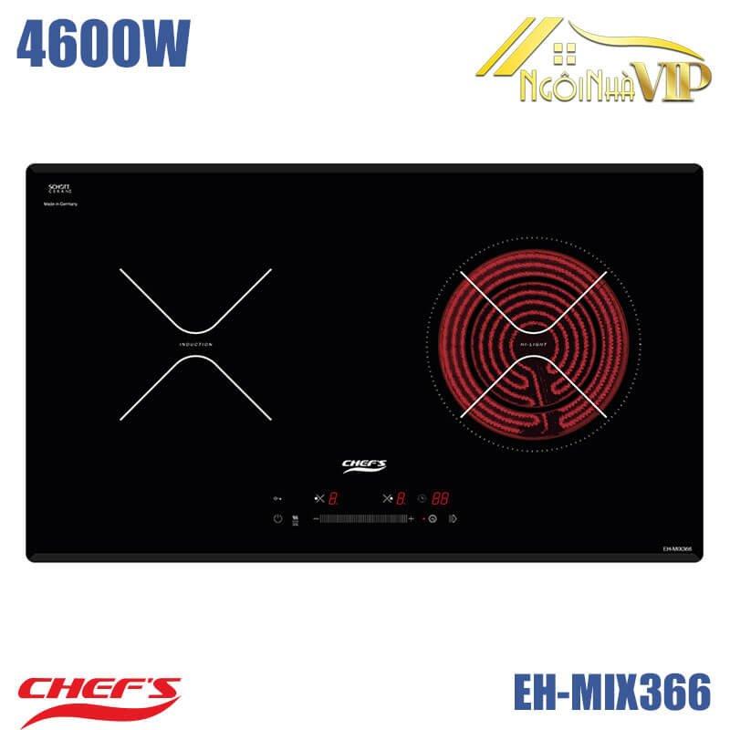 Bếp điện từ Chef's EH-MIX366 4600W