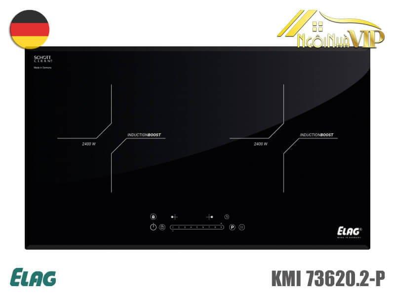 Bếp từ đôi Elag KMI-73620.2-P