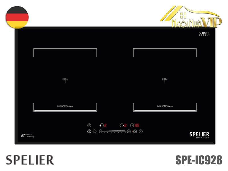 Bếp từ đôi Spelier SPE-IC928