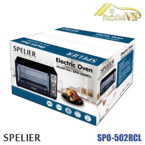 Lò nướng Spelier SPO-502RCL 51l