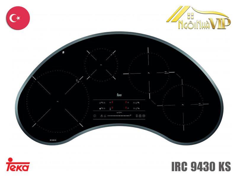 Bếp từ bốn TEKA-IRC-9430-KS công suất 7400W