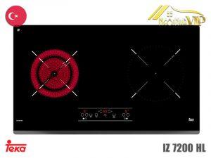 Bếp điện từ đôi TEKA-IZ-7200-HL công suất 3800W