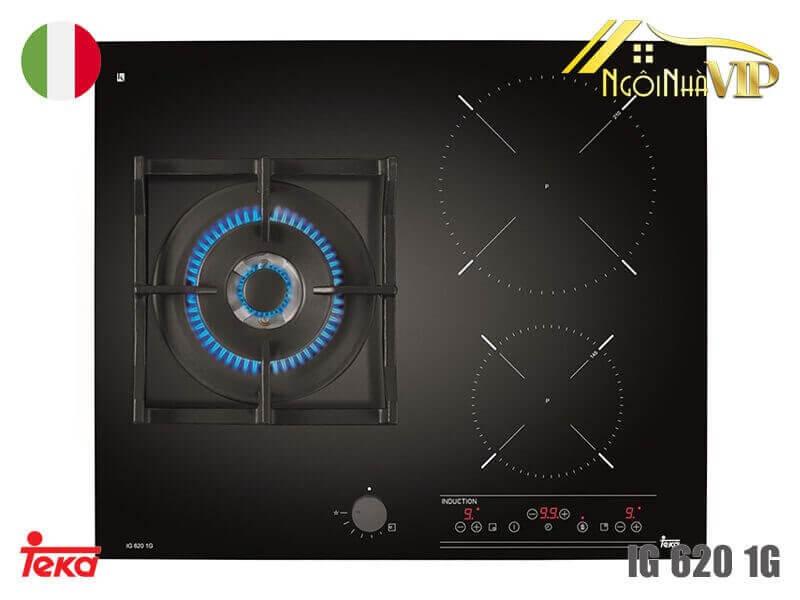 Bếp từ + gas Teka-IG-620-1G 3600W